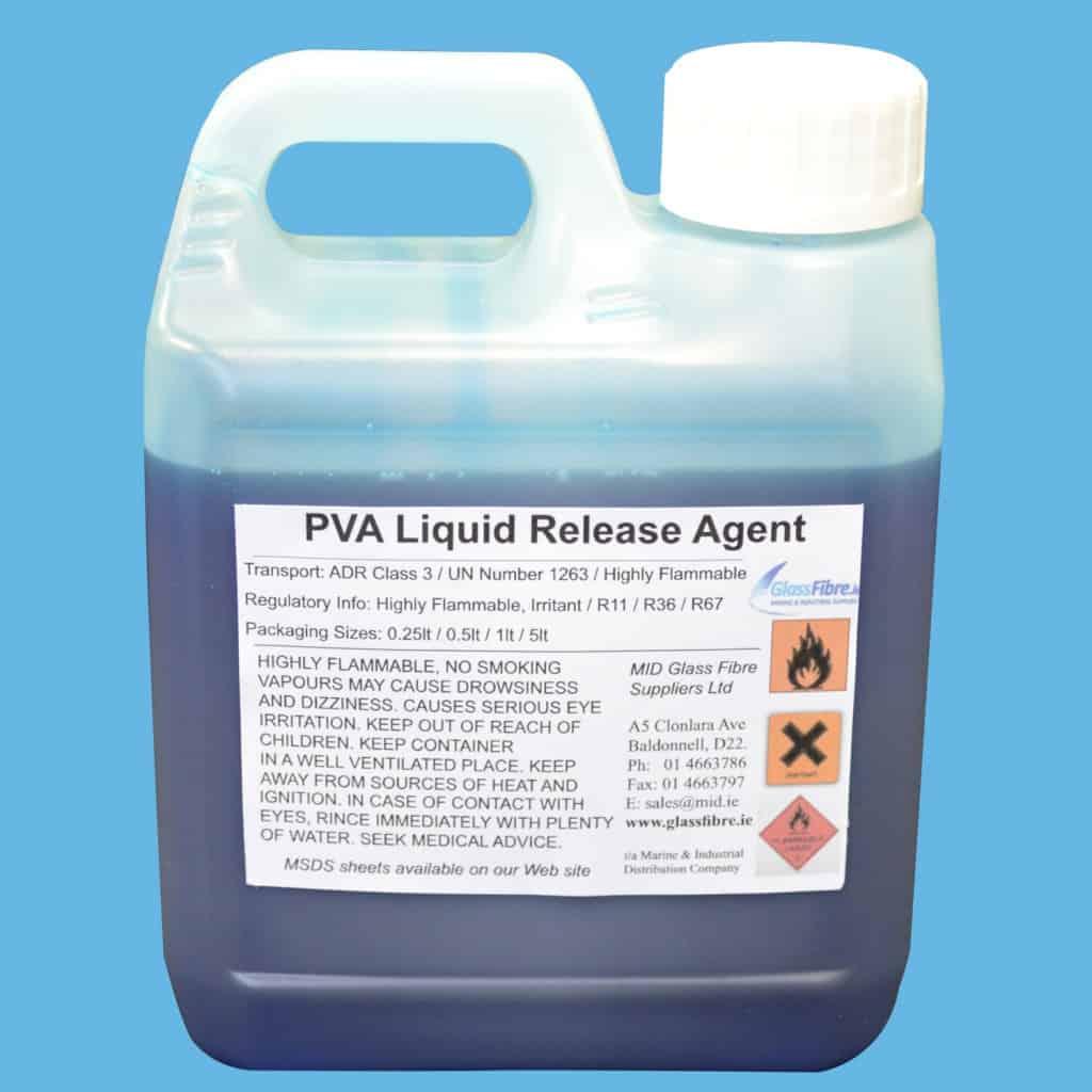 PVA Liquid Release Agent