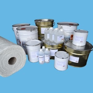 100 sq meter Fibreglass Roofing Kit