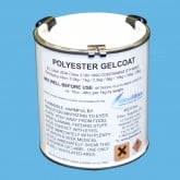 Coloured Polyester Gelcoat