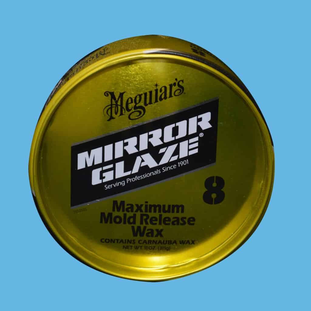 Meguiar's Wax Release Agent – Mirror Glaze No 8 Paste