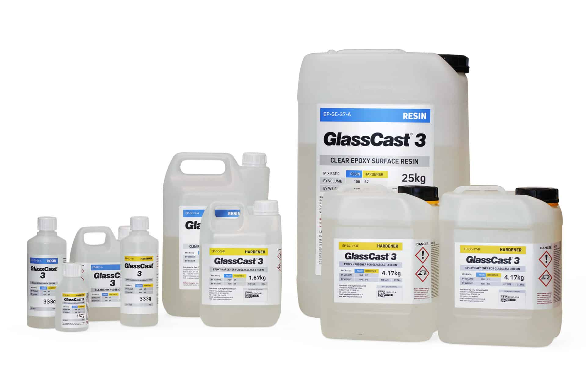 1Kg TOTALLY CLEAR CASTING RESIN FOR  PAPER WEIGHTS ENCAPSULATING PARTS